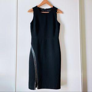 J Crew sleeveless sheath little black dress 2